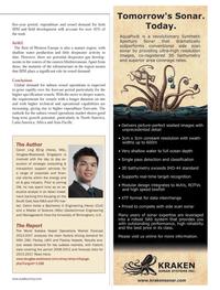 Marine Technology Magazine, page 11,  Oct 2013 Latin America