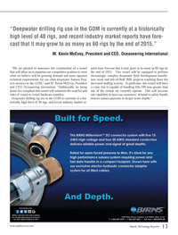 Marine Technology Magazine, page 13,  Oct 2013