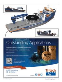 Marine Technology Magazine, page 15,  Oct 2013