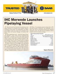 Marine Technology Magazine, page 17,  Oct 2013 deep-sea oil elds