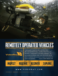 Marine Technology Magazine, page 2nd Cover,  Oct 2013