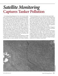 Marine Technology Magazine, page 21,  Oct 2013 Jeremy Smart