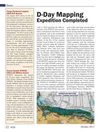 Marine Technology Magazine, page 22,  Oct 2013
