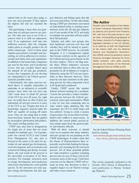 Marine Technology Magazine, page 25,  Oct 2013 Nation??s