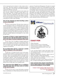 Marine Technology Magazine, page 29,  Oct 2013 Ocean Administration