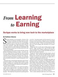 Marine Technology Magazine, page 31,  Oct 2013 California