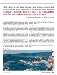 Marine Technology Magazine, page 35,  Oct 2013