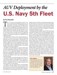 Marine Technology Magazine, page 37,  Oct 2013