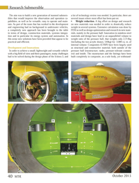 Marine Technology Magazine, page 40,  Oct 2013