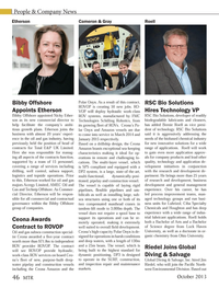 Marine Technology Magazine, page 46,  Oct 2013 Jim Riedel