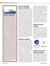 Marine Technology Magazine, page 48,  Oct 2013