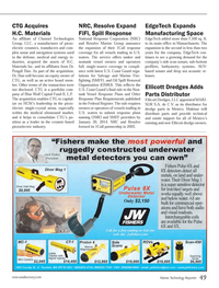 Marine Technology Magazine, page 49,  Oct 2013 U.S. Coast Guard