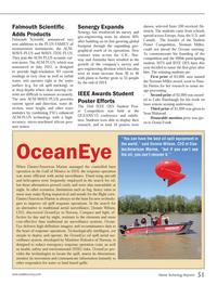 Marine Technology Magazine, page 51,  Oct 2013 Laser