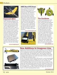 Marine Technology Magazine, page 52,  Oct 2013
