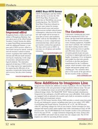 Marine Technology Magazine, page 52,  Oct 2013 WatchMate 1.8 DM