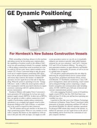Marine Technology Magazine, page 53,  Oct 2013 Texas