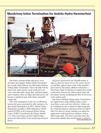 Marine Technology Magazine, page 57,  Oct 2013
