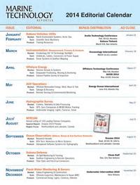 Marine Technology Magazine, page 60,  Oct 2013