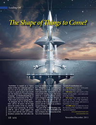 Marine Technology Magazine, page 10,  Nov 2013 KissKissBankBank
