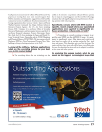 Marine Technology Magazine, page 19,  Nov 2013