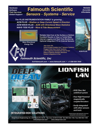 Marine Technology Magazine, page 21,  Nov 2013 Pipeline Vibration Monitors System Integration