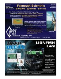 Marine Technology Magazine, page 21,  Nov 2013 Pipeline Vibration Monitors System Integration