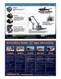 Marine Technology Magazine, page 23,  Nov 2013