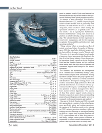 Marine Technology Magazine, page 24,  Nov 2013 them with quality services