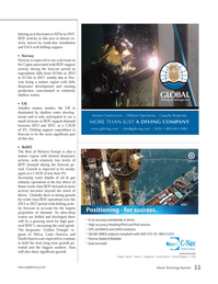 Marine Technology Magazine, page 33,  Nov 2013