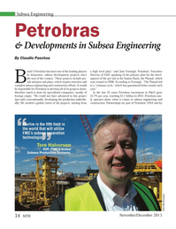 Marine Technology Magazine, page 34,  Nov 2013 Jos?? Formigli
