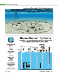 Marine Technology Magazine, page 38,  Nov 2013