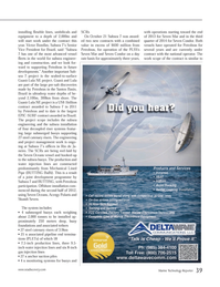 Marine Technology Magazine, page 39,  Nov 2013