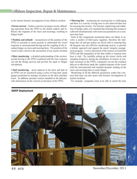 Marine Technology Magazine, page 44,  Nov 2013