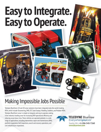 Marine Technology Magazine, page 3,  Nov 2013