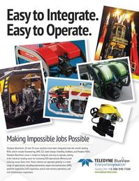 Marine Technology Magazine, page 3,  Nov 2013