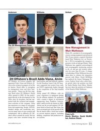 Marine Technology Magazine, page 53,  Nov 2013 Roberto Al