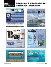Marine Technology Magazine, page 61,  Nov 2013 control systems