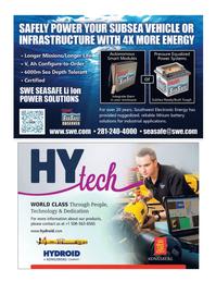 Marine Technology Magazine, page 19,  Jan 2014