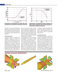 Marine Technology Magazine, page 20,  Jan 2014 simulation