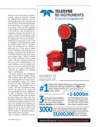 Marine Technology Magazine, page 23,  Jan 2014 subsea applications