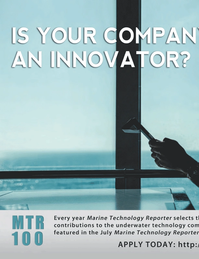 Marine Technology Magazine, page 32,  Jan 2014