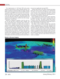 Marine Technology Magazine, page 34,  Jan 2014