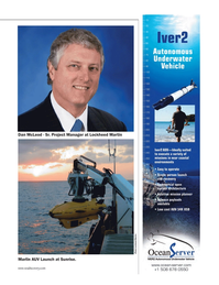 Marine Technology Magazine, page 35,  Jan 2014 Lockheed Martin