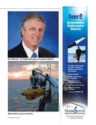 Marine Technology Magazine, page 35,  Jan 2014 Lockheed Martin