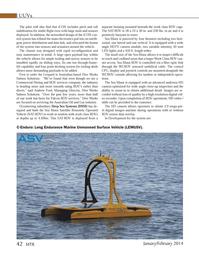Marine Technology Magazine, page 42,  Jan 2014 main electronics