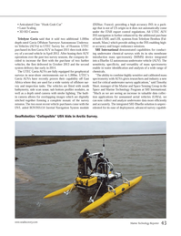 Marine Technology Magazine, page 43,  Jan 2014 Timothy Short