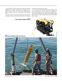 Marine Technology Magazine, page 45,  Jan 2014