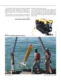 Marine Technology Magazine, page 45,  Jan 2014 China