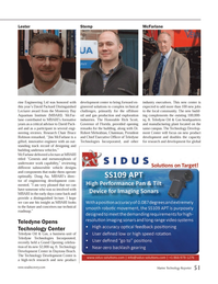 Marine Technology Magazine, page 51,  Jan 2014 Robert Mehrabian