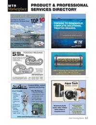 Marine Technology Magazine, page 61,  Jan 2014 control systems
